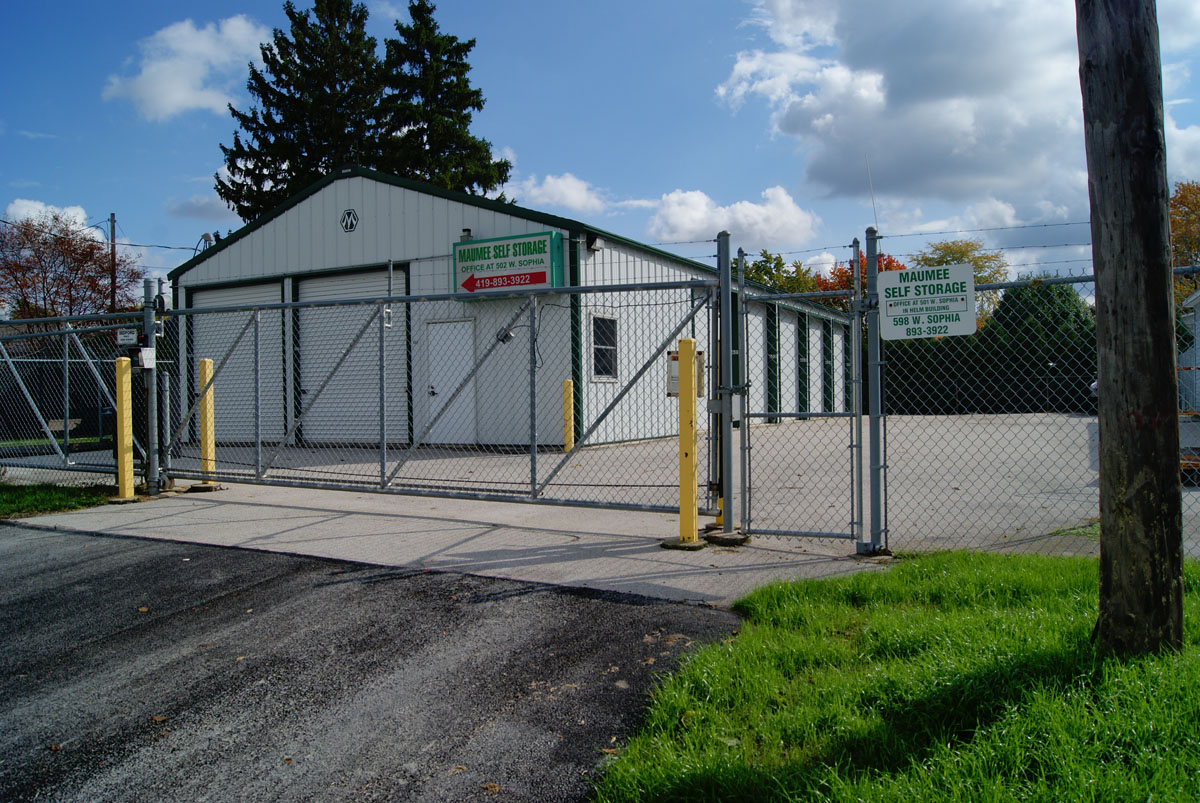 Maumee Self Storage Units