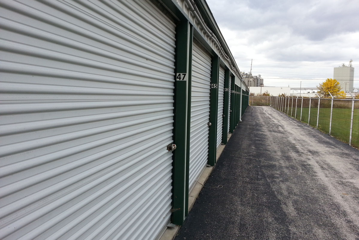 Drive Up Access to All Storage Units